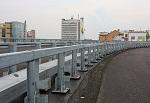 Левобережная эстакада к метромосту открылась в Нижнем Новгороде 4 ноября.