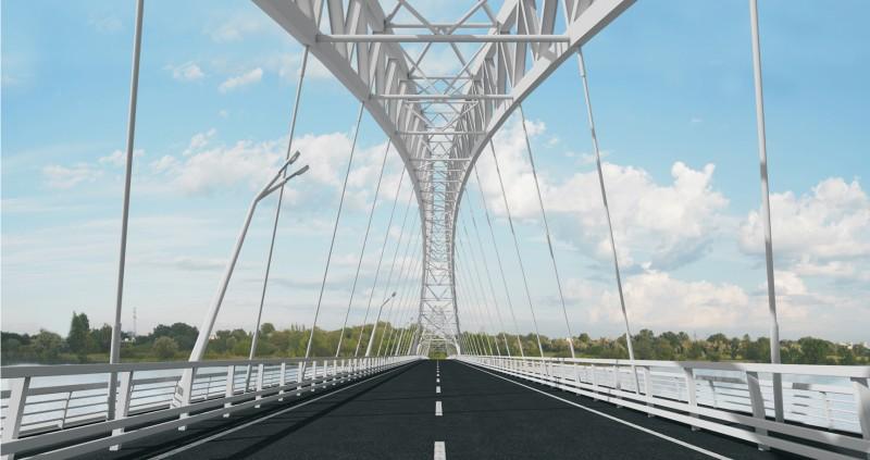 Новый борский мост схема движения