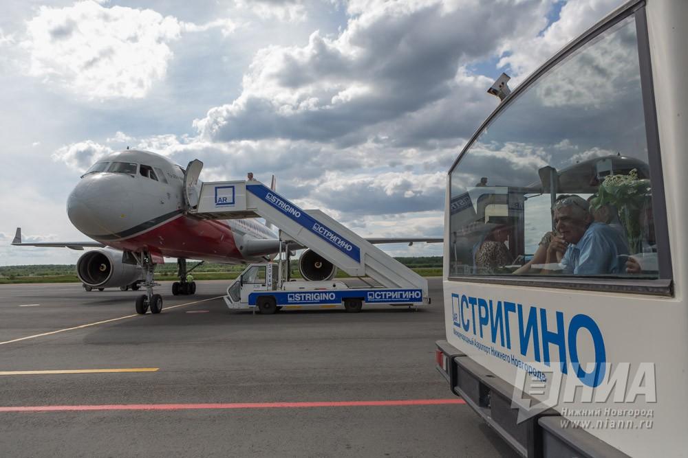 Росавиация выдала авиакомпании Уральские авиалинии допуск к выполнению регулярных полетов в Анталью из Нижнего Новгорода (Фото НИА Нижни
