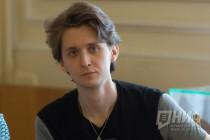 Российский актёр театра и кино Дмитрий Сердюк (Фото: Олег Золото)