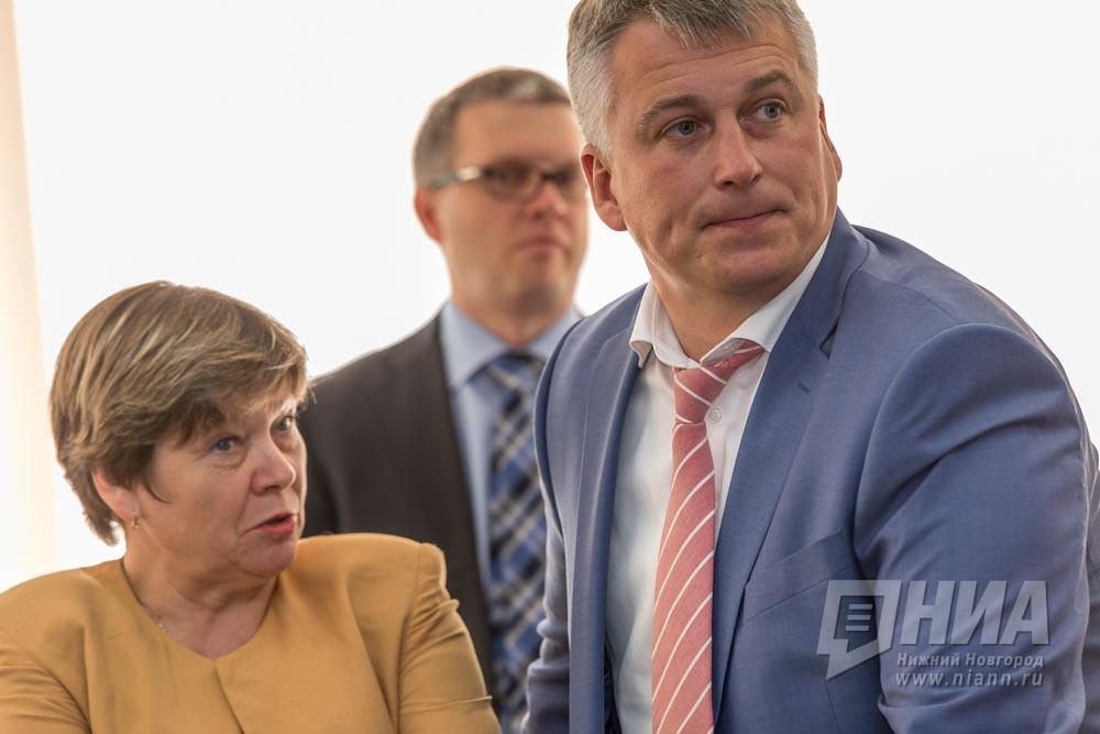 СКзавершил расследование дела против сити-менеджера Нижнего Новгорода