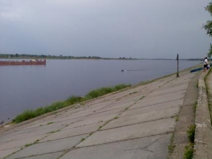 ВНижегородской области случайный очевидец спас наВолге пятерых человек