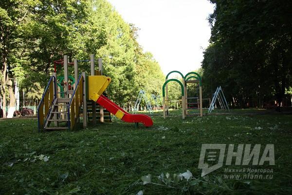 Старый  гражданин  Воскресенского района попытался растлить четырех детей надетской площадке