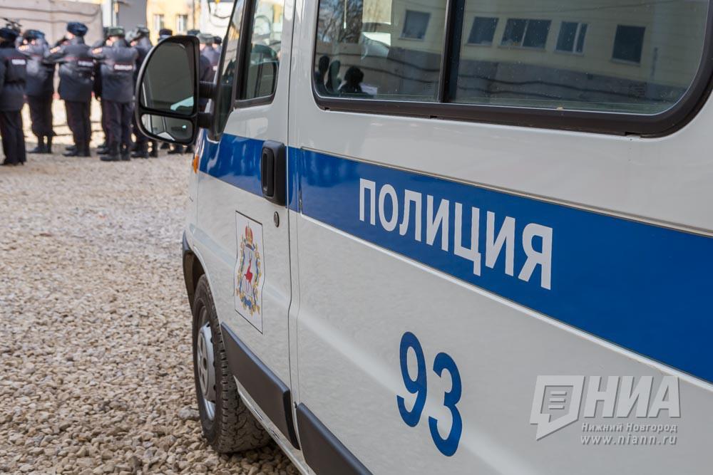 Нижегородский полицейский подозревается вполучении взятки вобъеме 40 тыс. руб.