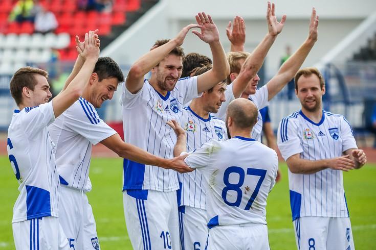 Нижегородский «Олимпиец» обыграл «Сызрань 2003» срезультатом 2:0