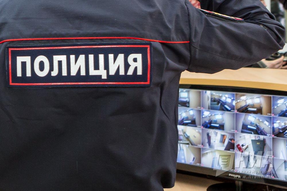 Нижегородский полицейский незарегистрировал объявление ограбленной женщины