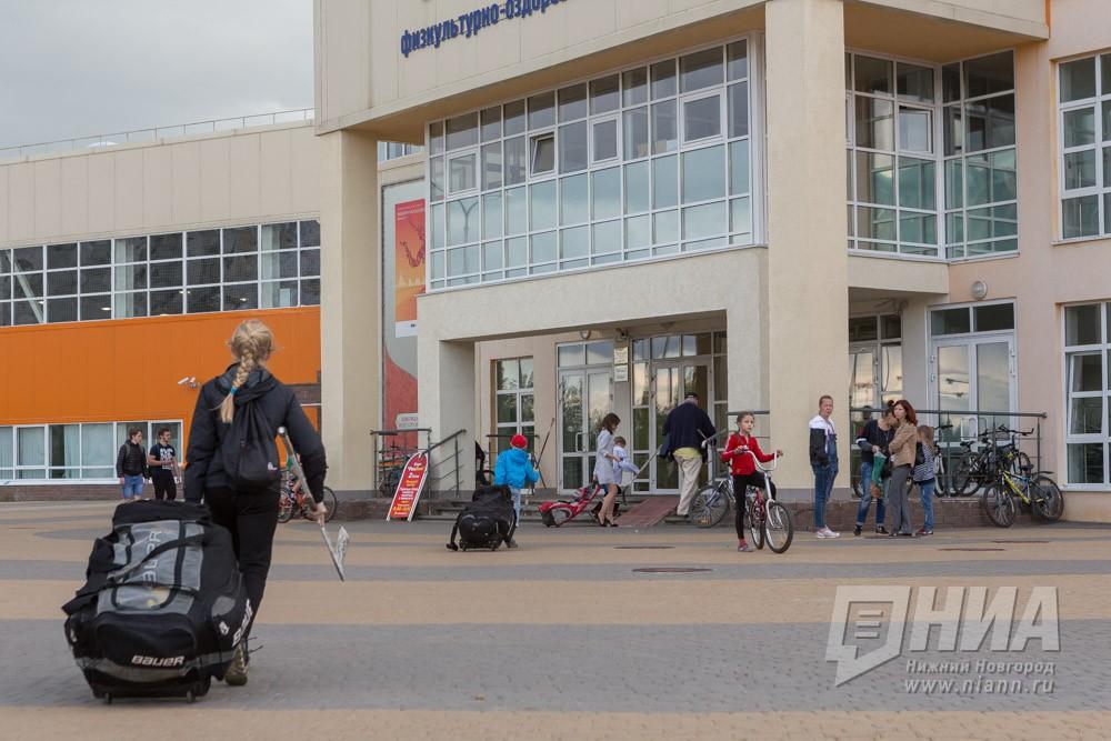 800 млн руб. нехватает Нижнему Новгороду надостройку 2-х ФОКов