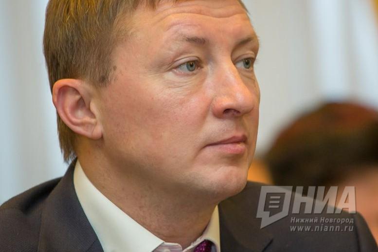 Суд отказал в отмене регистрации кандидата на выборы в ЗС НО от ЕР Вадима Рыбина