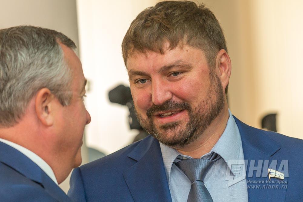Приблизительно наполовину обновится фракция «Единой России» вЗаксобрании Нижегородской области