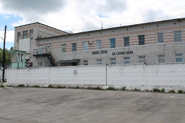 ВДзержинске заключенный осужден запокушение наубийство своего сокамерника