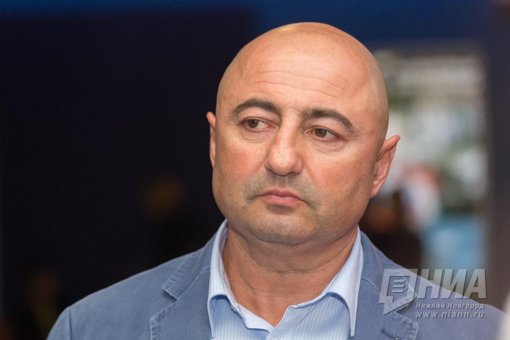 Александр Вайнберг избран представителем вСовете Федерации отЗСНО