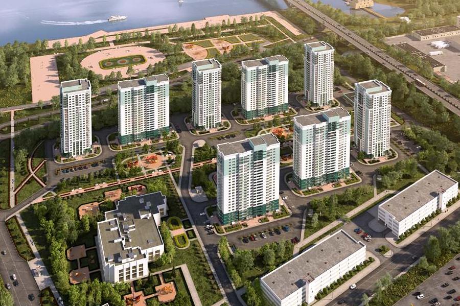 Нижегородская администрация определилась снаименованиями четырех улиц врайоне строящихся жилкомплексов