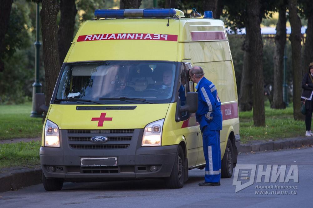 ВДзержинске вДТП вновь пострадал ребенок