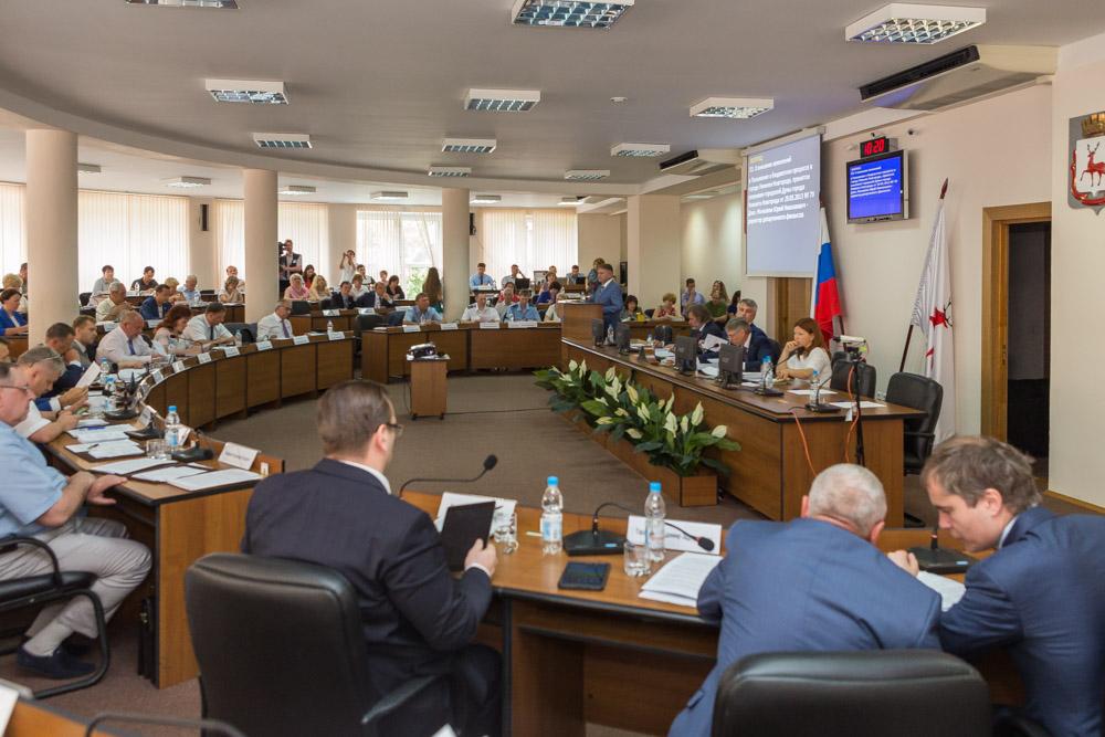 Земельный налог для госучреждений увеличили в1,5 раза вНижнем Новгороде