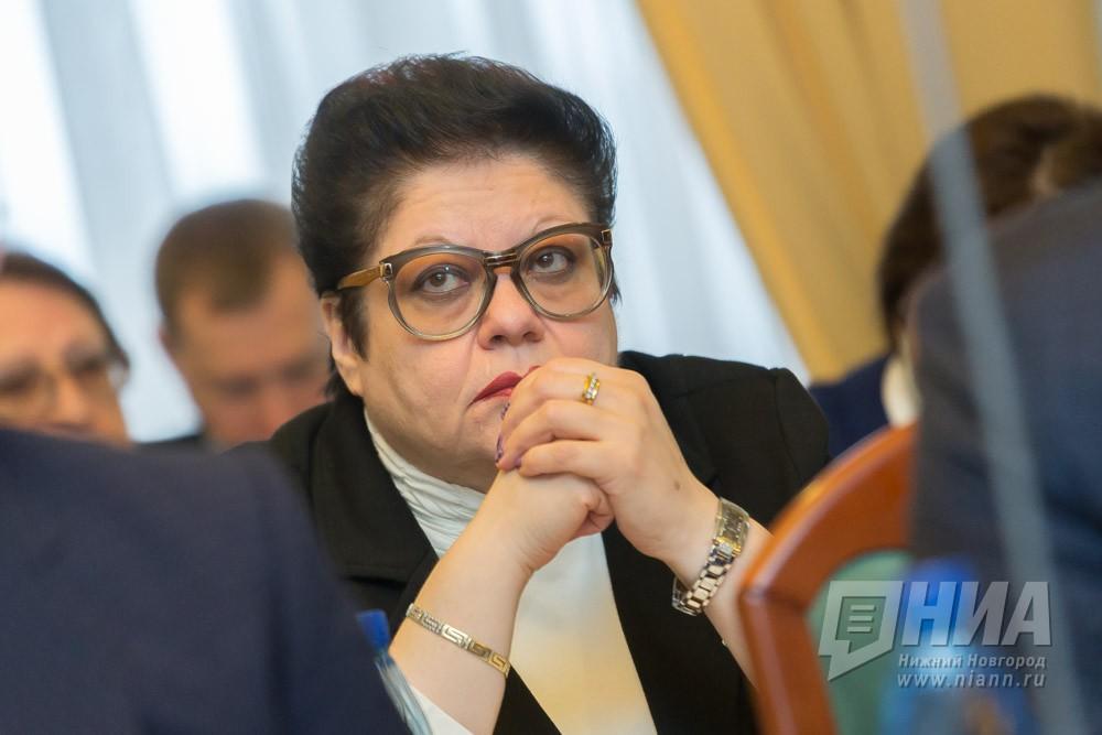 Бюджет на следующий год вНижегородской области сформирован спрофицитом