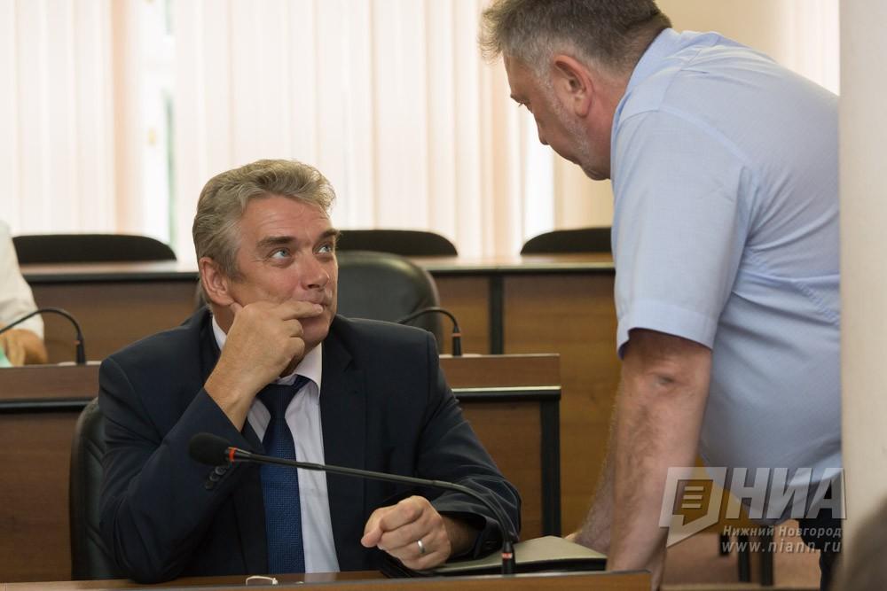 Александр Таланин уходит споста директора департамента транспорта