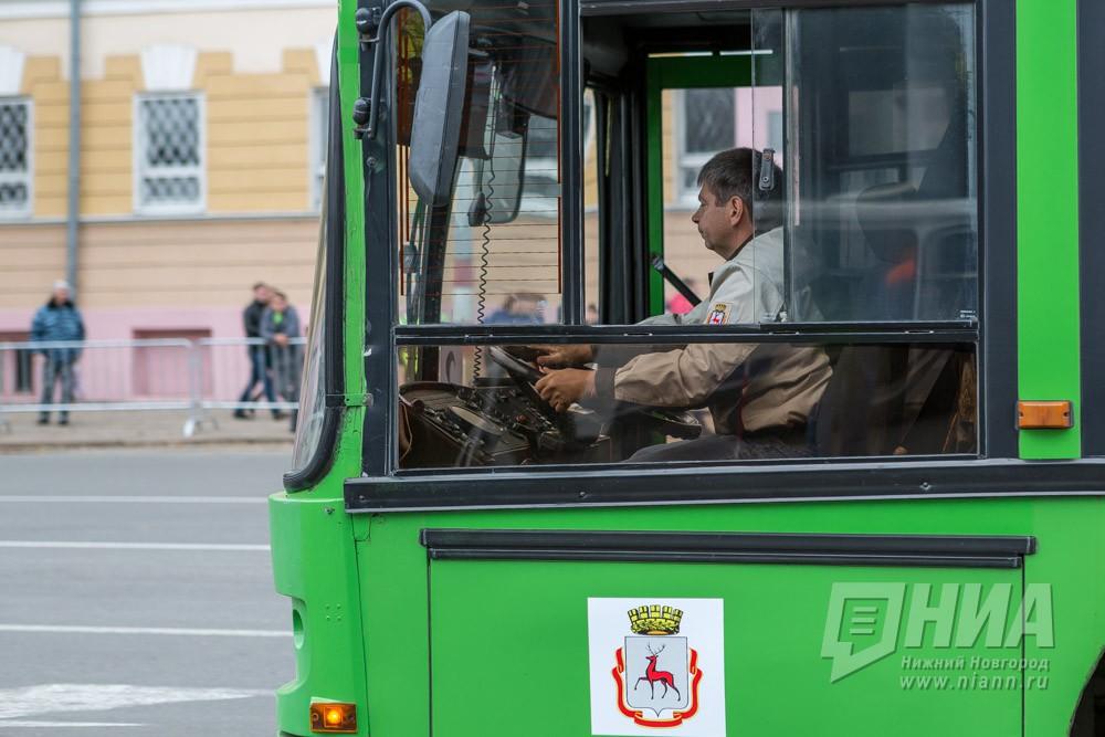 ВНижнем Новгороде пассажирка автобуса получила перелом