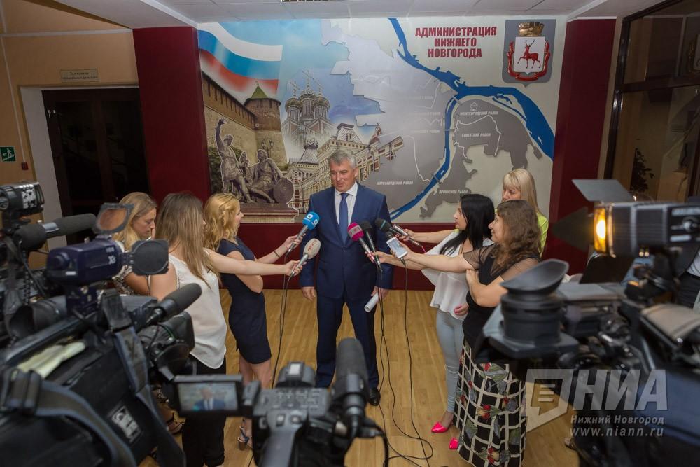 Сергей Белов назвал имя нового директора департамента траснпорта Нижнего Новгорода