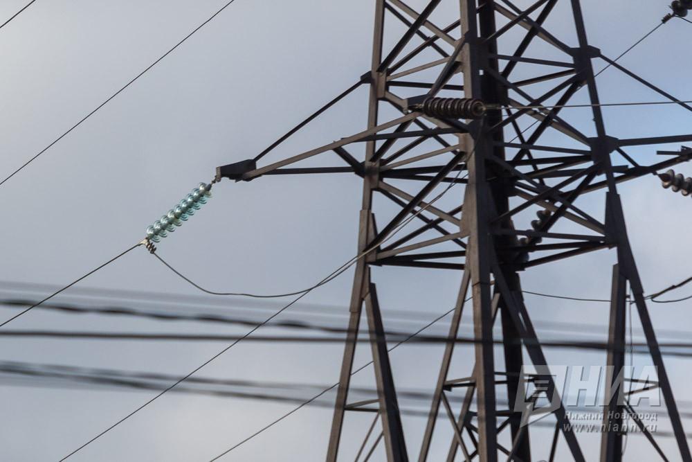 ВНижегородской области из-за непогоды без света остаются 1,5 тысячи граждан