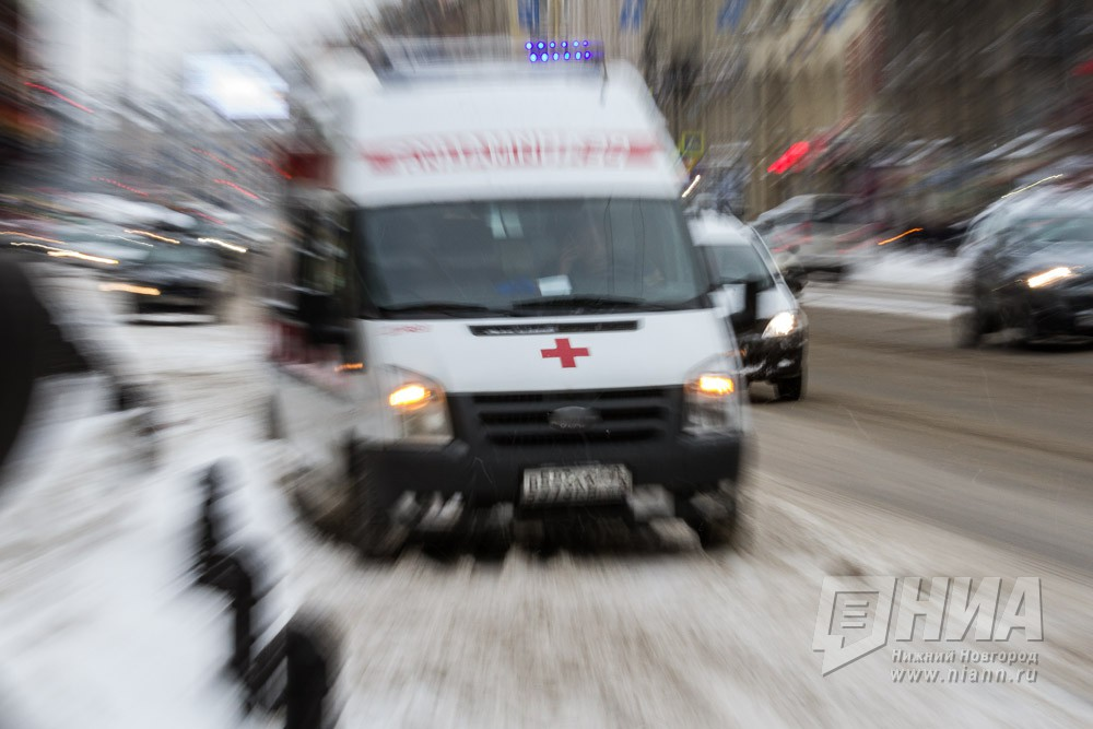 Авария натрассе «Нижний Новгород-Касимов» унесла жизни двоих человек