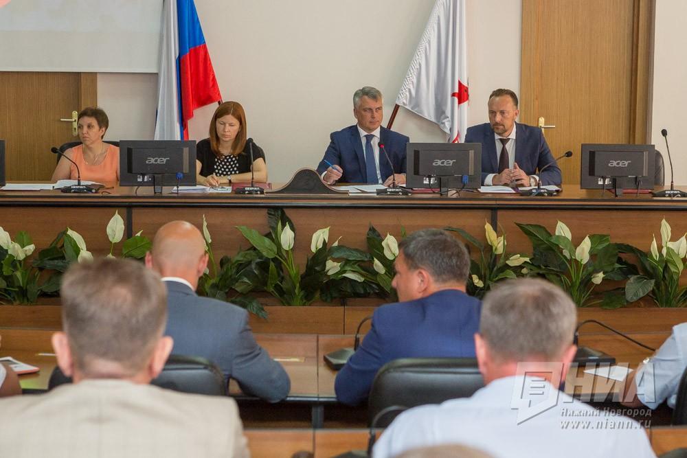Проект 3-х летнего бюджета Нижнего Новгорода направлен для рассмотрения вГордуму