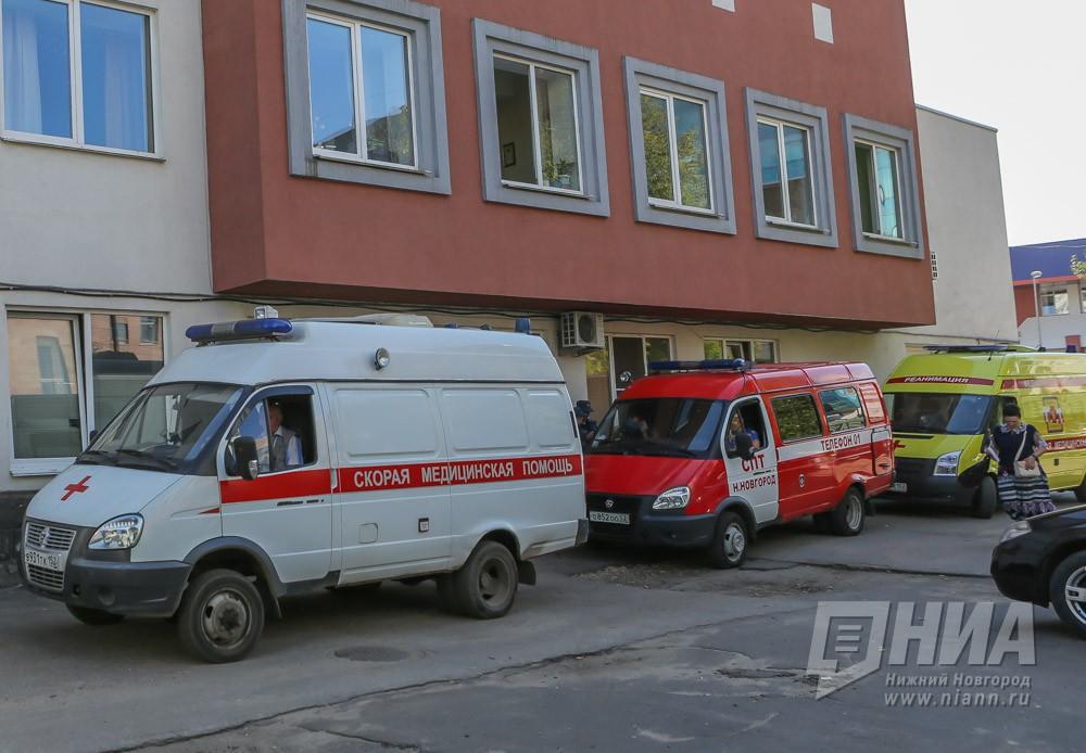 Мужчина умер впожаре насобственной даче вГородецком районе