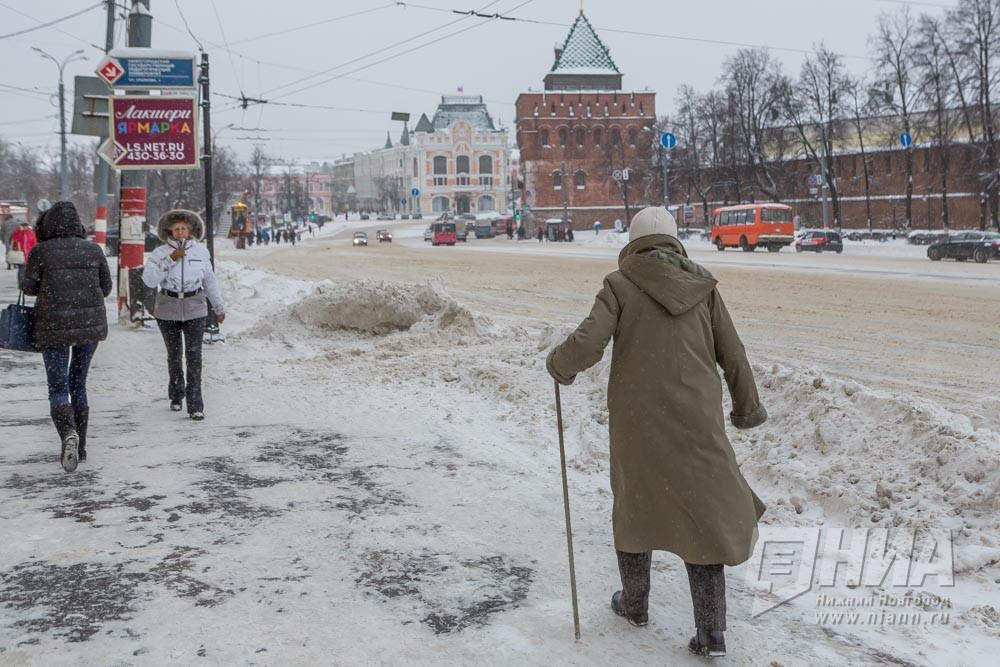 Администрация Нижнего Новгорода планирует направить порядка 344,2 млн рублей на соцподдержку граждан в 2017 году