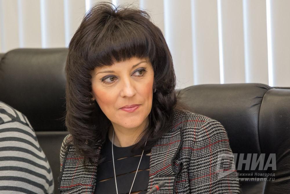 Заместителем руководителя администрации Нижнего Новгорода вполне может стать Наталия Казачкова