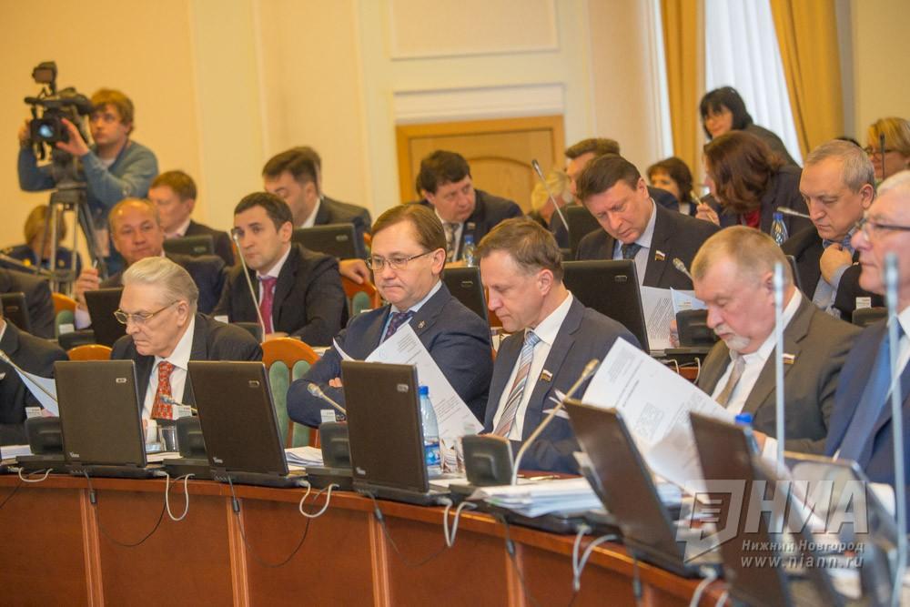 Народные избранники рекомендовали увеличить финансирование программы развития индустрии иинноваций Нижегородской области
