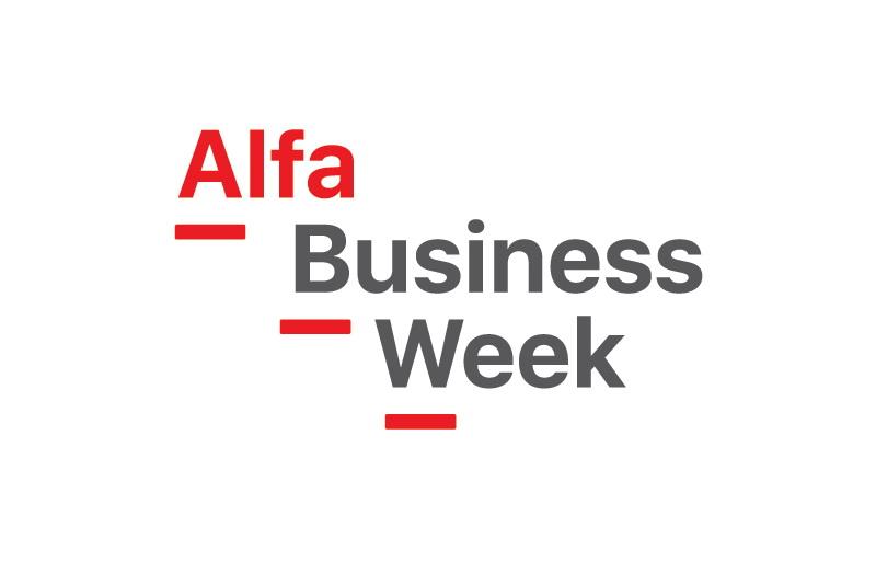 Картинки по запросу alfa business week