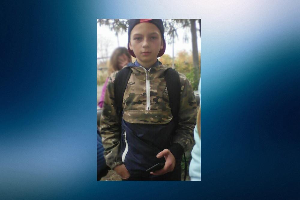 12-летний Дмитрий Лукачев пропал вНижнем Новгороде