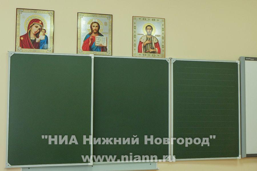 Православная гимназия вНижнем Новгороде отметила новоселье