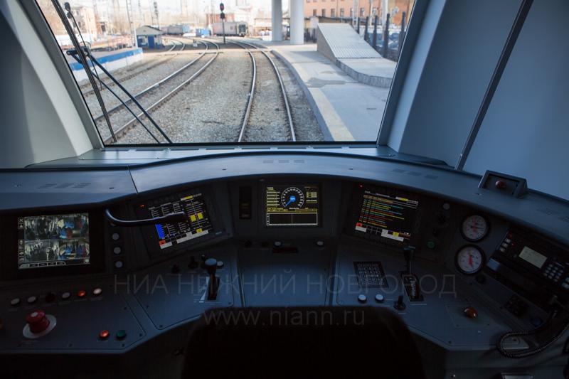 Мужчина умер под скоростным поездом «Ласточка» вДзержинске