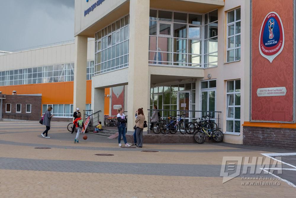 ВНижегородской области построят два новых ФОКа