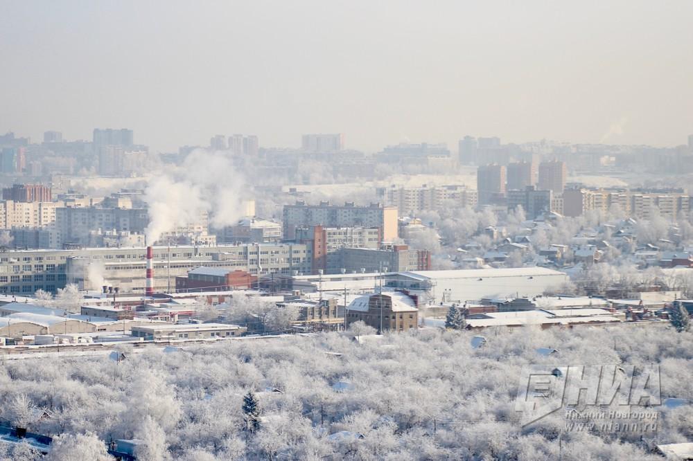 МЧС: вНижегородской области предполагается резкое похолодание