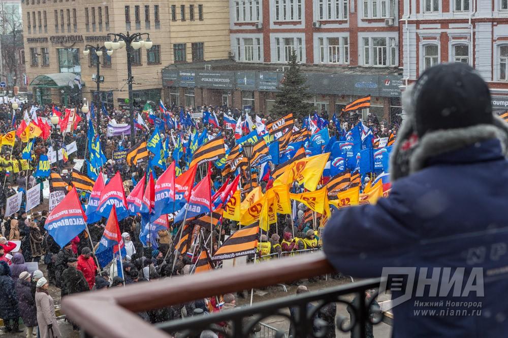 В Российской Федерации с1января возрастет финансирование преодолевших 3-процентный барьер партий