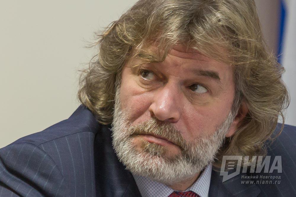 Александр Табачников вновь избран надолжность секретаря НРО партии «Единая Россия»