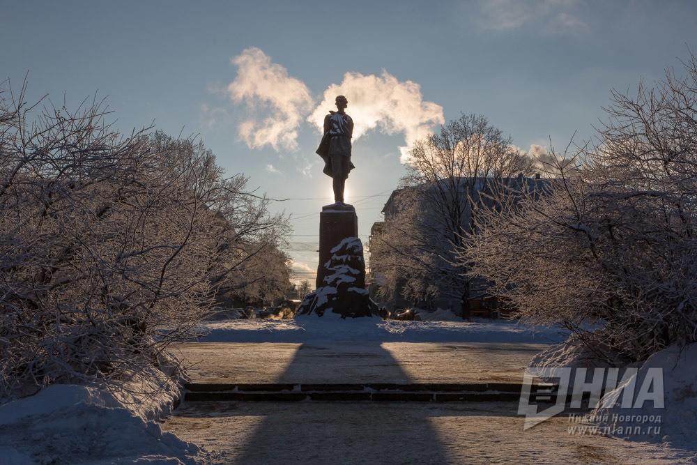 Аномальное похолодание ожидается вНижегородской области 6