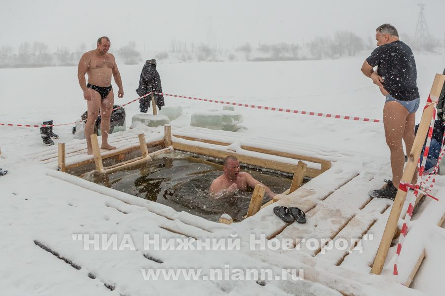 Количество крещенских купален будет увеличено вНижегородской области