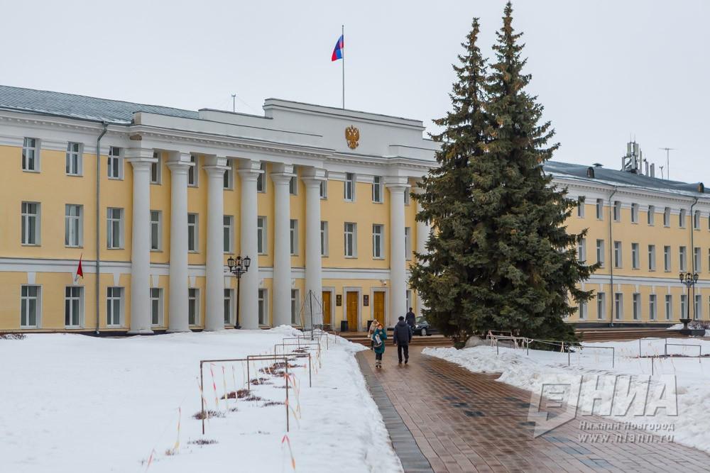 Бюджет Нижегородской области возрастет на1,8 млрд руб.