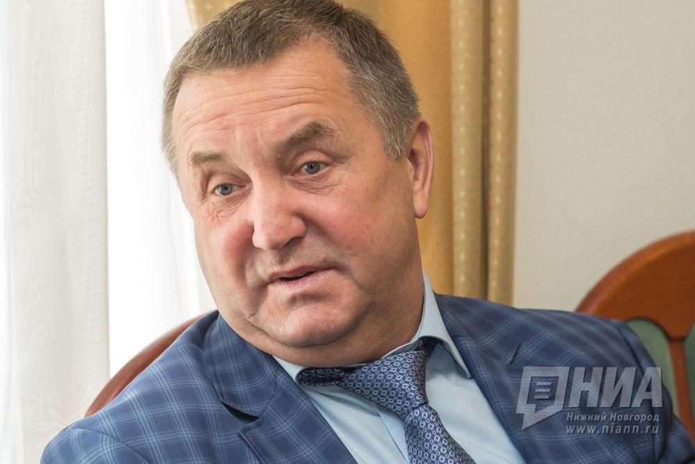 Владимир Челомин возглавит Фонд капремонта многоквартирных домов