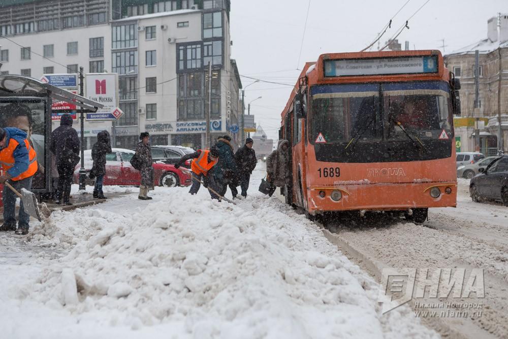 Цены напроезд внижегородском транспорте остаются на прошлом уровне