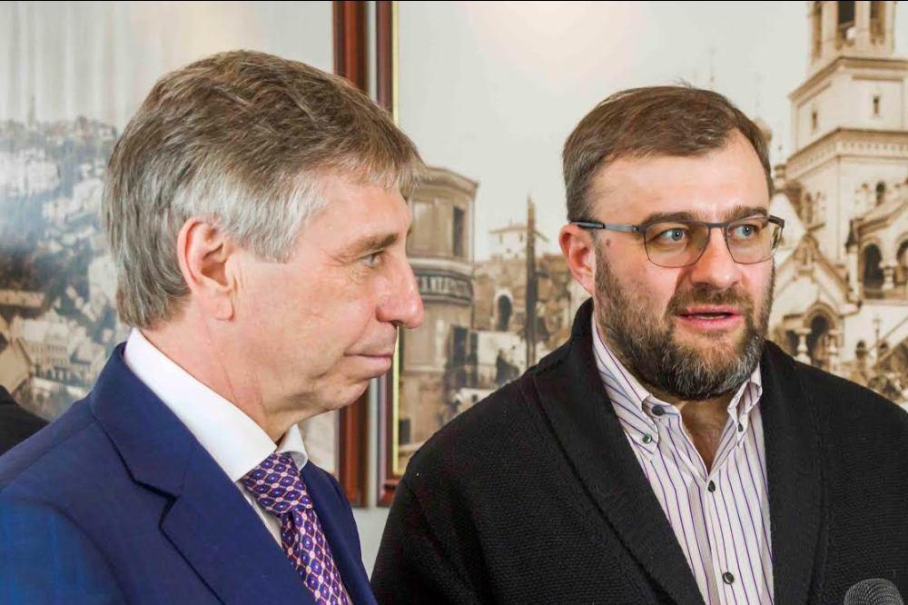 Пореченков предложил провести кинофестиваль вНижнем Новгороде