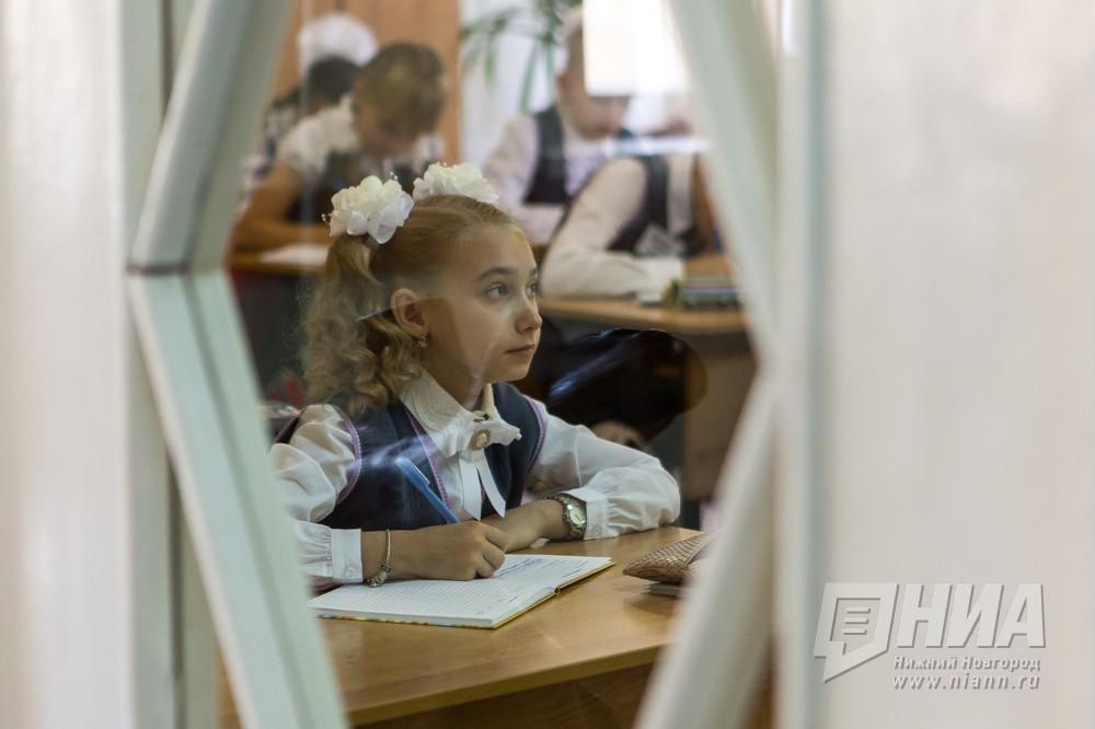 Около 7-ми тыс. первоклассников пойдут вшколы Нижнего Новгорода осенью 2017-ого года