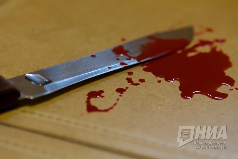 Мать двоих детей чуть неубила мужа ударом ножа вНижнем Новгороде