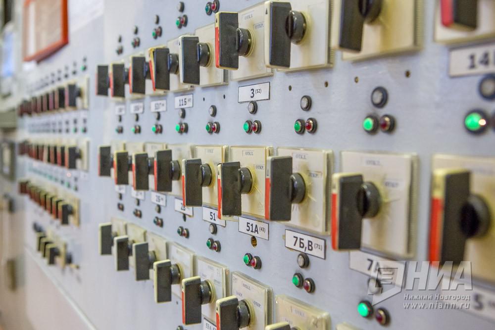 Потребление электрической энергии вСамарской области ксередине зимы 2017г возросло на1%