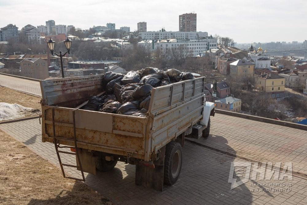 Три новых комплекса утилизации отходов построят вНижегородской области
