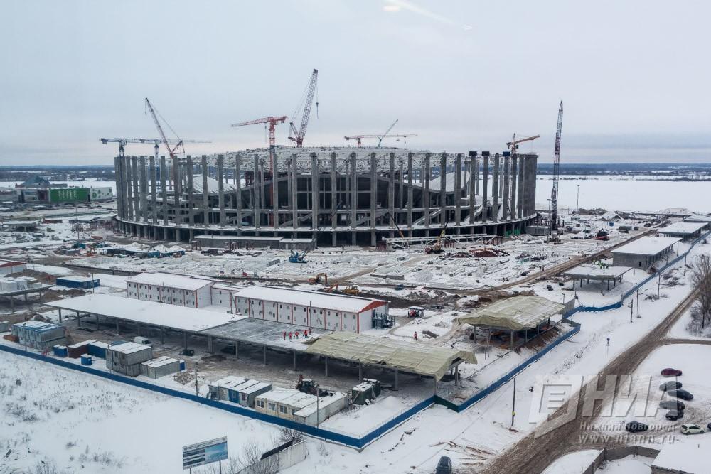 Объекты Чемпионата мира пофутболу вНижнем Новгороде получат льготу