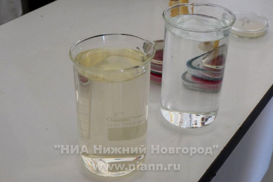 Роспотребнадзор советует жителям города Кстово пить только кипяченную воду