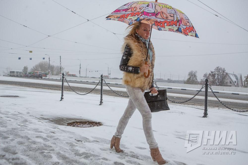 Нижегородские синоптики прогнозируют кратковременные дожди 4